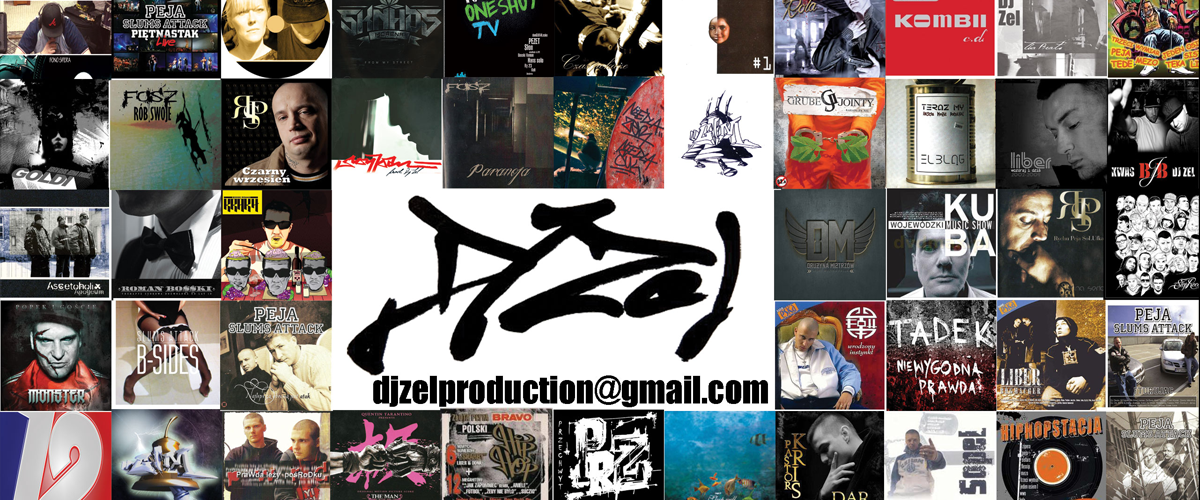 Dj Zel Production/Cuts 1997-2014 CD/LP/